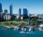 Perth by day
