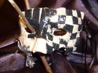 Piano/checkerboard mask