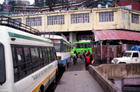 Leaving Shimla