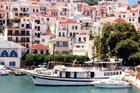 The Island of Skopelos