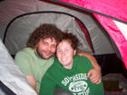 Camping, Brown County, 2006