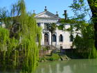 Villa on canal in Dolo, Italy