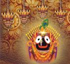 Lord Sri Jagannath of Puri, Orissa, India