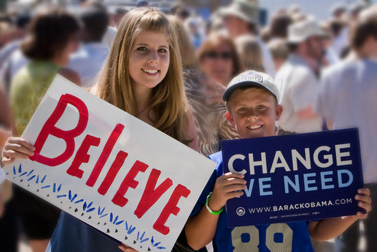 Kids at Obama Rally.jpg