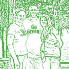 Mollie, Glenn and Maddy.  GREEN!
