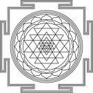 "Sri Yantra - ""OM"" - ""I AM"" - (13 mile crop circle in Oregon!)"