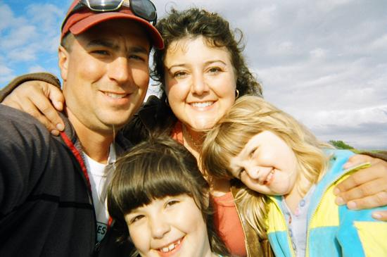 Moore Family 2008