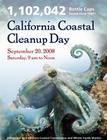 Volunteer for Coastal Clean up!