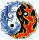 A version of Yin-Yang