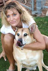 Rocco with Mom (me)!