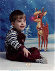 Mark, Jr. with Rudolph.jpg