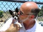 "Larry and his girl D.O.G.(a once unwanted dog) from Webshots Album ""Stars & Angels"".jpg"
