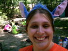 Me at Girl Scout camp