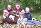 Angie Leitch family