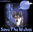 SAVE THE WOLVES IN PURPLE.bmp