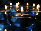 Candles for the 29 wolves killed in Sweden 2010-01-02