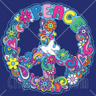22236-Clipart-Illustration-Of-A-Colorful-Floral-Peace-Sign-With-A-White-Dove-On-A-Blue-Background.jpg