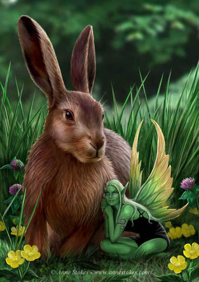 Hare_20and_20Sprite__20by_20Anne_20Stokes.jpg