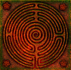 Bronze Labyrinth