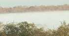 A shot of the fog and fog bank