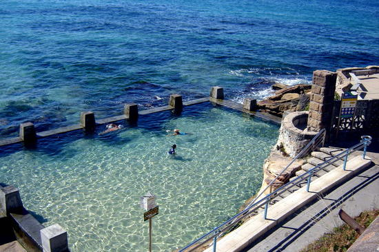 coogee ross jones memorial pool