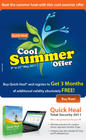 Quick Heal Cool Summer Offer