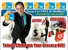 Eliminate Most of Your Grocery Bills