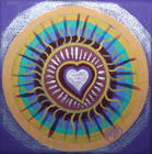LOVE THAT HEALS ORIGINAL ARTWORK BY MIRREE
