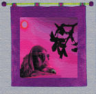 wall hanging in purple irish setter.jpg