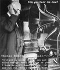 Solar Energy - Thomas Edison