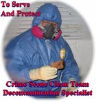 Decontamination Specialist