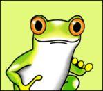 Head Tree Frog