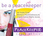 Peacekeeper Cause-metics