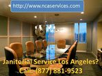 Janitorial Los Angeles
