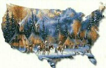 USA Indian Reservations Interactive Map Care2 News Network