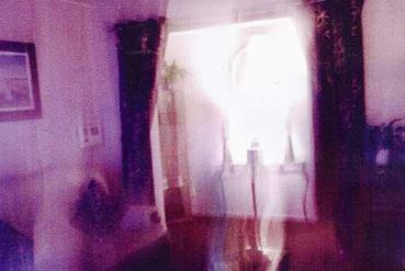 Curtains for ghost caught on camera... - Care2 News Network