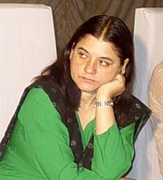 Please caste your vote about Maneka Gandhi - Kadyan - Care2 News ...