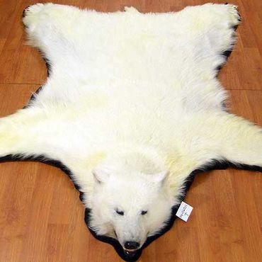 Polar Bear Rugs   Polar Bear Rug For Sale