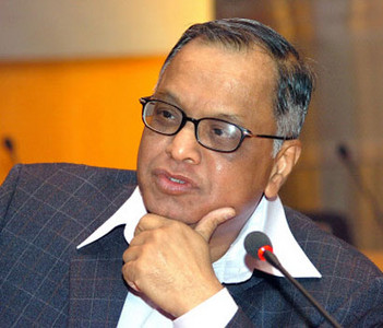 Indian IT Sector to grow by 25%, says Narayana Murthy - Care2 News ...