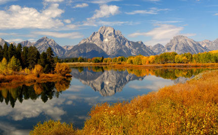 Beautiful Grand Tetons are Now Better Protected!