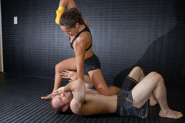 Stories of femdom women wrestling males