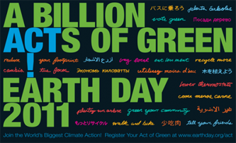 Green Films for  Earth Day
