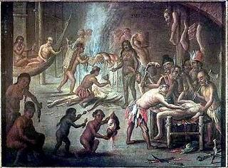 Резултат с изображение за suku kanibal