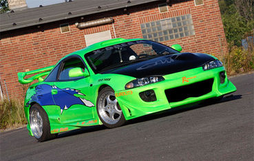 The Fast And The Furious Coolest Cars Care News Network - Cool car tags