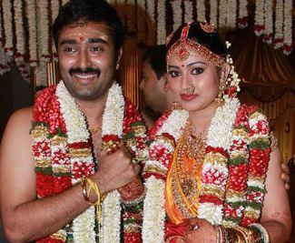 Tamil Actress Sneha Marriage Photos