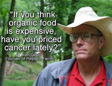 Organics expensive
