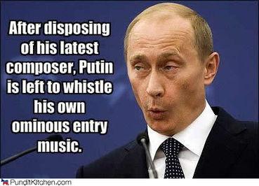 Vladimir Putin Funny Photos