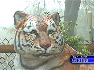 Mill Mountain Zoo Uunveils Tri...