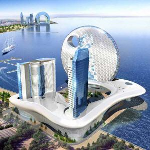 Futuristic Architecture Design Concept [PICS]