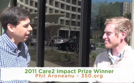 Care2 Impact Prize